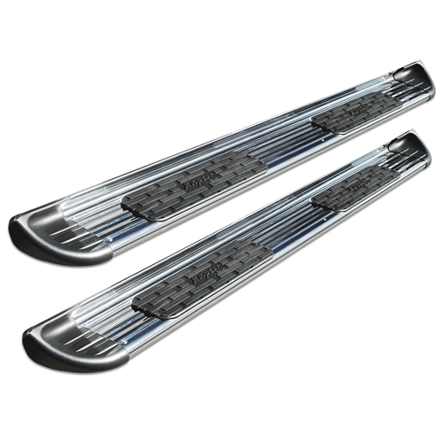 7in SSR Running Boards - Stainless Steel