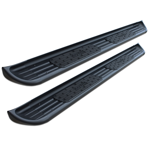 7in SSR Running Boards - Black Textured
